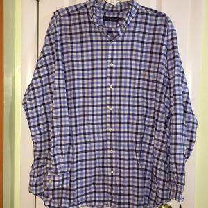 EUC Ralph Lauren long sleeved button down